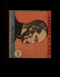 1942 AMERICA AT WAR #520 CHIANG KAL-SHEK *G6008