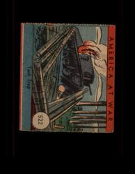 1942 AMERICA AT WAR #522 TANK TRAP *G5894