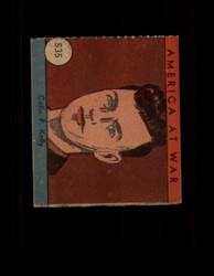 1942 AMERICA AT WAR #535 COLIN P. KELLY *4124