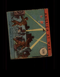 1942 AMERICA AT WAR #538 NIGHT ATTACK IN AUSTRALIA *2768