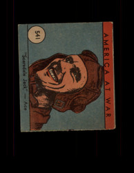 1942 AMERICA AT WAR #541 SCARSDALE JACK ACE *5460