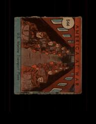 1942 AMERICA AT WAR #544 U.S. MARINE TRANSPORT PLANE *R4389
