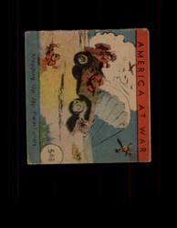1942 AMERICA AT WAR #548 MOPPING UP JAP PARACHUTISTS *R4513