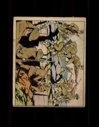 1941 UNCLE SAM GUM INC. #4 SHAM BAYONET CHARGE *9606