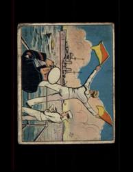 1941 UNCLE SAM GUM INC. #14 SEMAPHORE SIGNALS *9613
