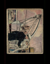 1941 UNCLE SAM GUM INC. #22 ABANDON SHIP *R5374