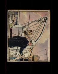 1941 UNCLE SAM GUM INC. #22 ABANDON SHIP *5811