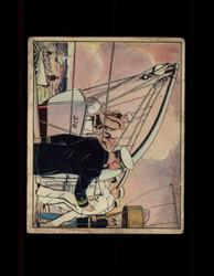 1941 UNCLE SAM GUM INC. #22 ABANDON SHIP *9691