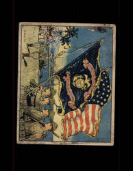 1941 UNCLE SAM GUM INC. #25 WHAT IS A MARINE ? *9696