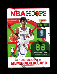 2021 NBA HOOPS BASKETBALL HOLDAY BLASTER BOX