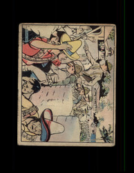 1941 UNCLE SAM GUM INC. #34 LANDING FORCE IN ATTACK *8769