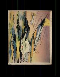 1941 UNCLE SAM GUM INC. #46 TORPEDO BOMBING *R4692