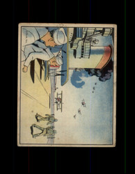1941 UNCLE SAM GUM INC. #48 PLANES AT SEA *R5021