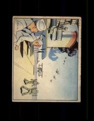 1941 UNCLE SAM GUM INC. #48 PLANES AT SEA *1966