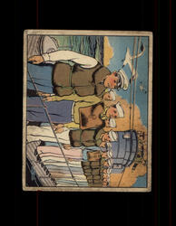 1941 UNCLE SAM GUM INC. #60 ABANDON SUBMARINE DRILL *7242
