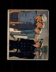 1941 UNCLE SAM GUM INC. #81 INSPECTION ABOARD DESTROYER *R1725