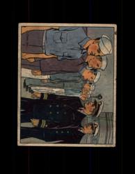 1941 UNCLE SAM GUM INC. #81 INSPECTION ABOARD DESTROYER *3142