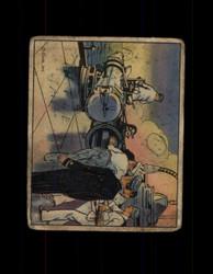 1941 UNCLE SAM GUM INC. #82 DESTROYER TORPEDO DRILL *R3374