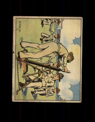 1941 UNCLE SAM GUM INC. #86 FORMING AN AMMUNITION LINE *R5150