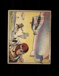 1941 UNCLE SAM GUM INC. #90 MARINE SKY TROOPS *R1454