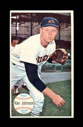 1964 KEN JOHNSON TOPPS GIANT #2 COLTS *G101
