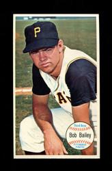 1964 BOB BAILEY TOPPS GIANT #4 PIRATES *G103