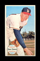 1964 DEAN CHANCE TOPPS GIANT #16 ANGELS *G115