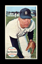 1964 DAVE WICKERSHAM TOPPS GIANT #35 TIGERS *G134