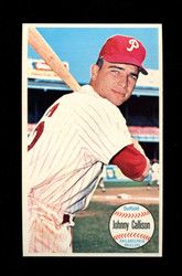 1964 JOHNNY CALLISON TOPPS GIANT #36 PHILLIES *G135