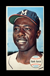 1964 HANK AARON TOPPS GIANTS #49 BRAVES *G149