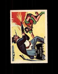 1966 BATMAN A&BC #19 BLACK BAT FIERY ENCOUNTER *G5922