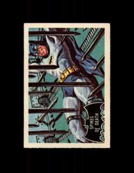 1966 BATMAN A&BC #17 BLACK BAT SPIKES OF THE DEATH *R4530