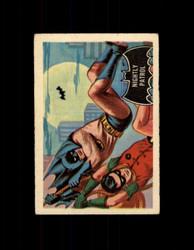 1966 BATMAN A&BC #14 BLACK BAT NIGHTLY PATROL *2126
