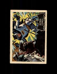 1966 BATMAN A&BC #12 BLACK BAT BATMAN STRIKES! *1204