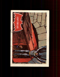1966 BATMAN A&BC #19A  RED BAT LEAP FOR LIFE *R3074