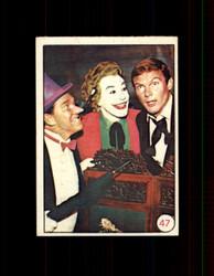 1966 BATMAN A&BC #47 BAT LAFFS *1629