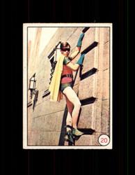 1966 BATMAN A&BC #20 BAT LAFFS *R4195