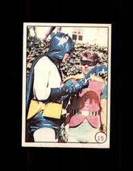 1966 BATMAN A&BC #15 BAT LAFFS *8054
