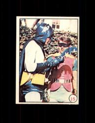 1966 BATMAN A&BC #15 BAT LAFFS *2288