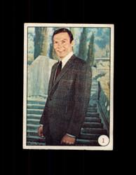 1966 BATMAN A&BC #1 BAT LAFFS *8640