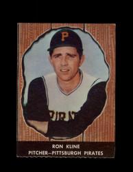 1958 RON KLINE HIRES ROOT BEER #31 PIRATES *6594