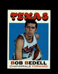 1971 BOB BEDELL TOPPS #153 CHAPARRALS *7937
