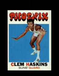 1971 CLEM HASKINS TOPPS #96 SUNS *6668