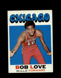 1971 BOB LOVE TOPPS #45 CHICAGO *7909