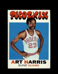 1971 ART HARRIS TOPPS #32 SUNS *7904