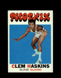 1971 CLEM HASKINS TOPPS #96 SUNS *7858