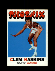 1971 CLEM HASKINS TOPPS #96 SUNS *6778