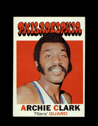1971 ARCHIE CLARK TOPPS #106 76ERS *7975