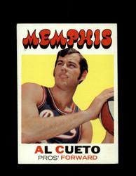 1971 AL CUETO TOPPS #223 PROS *7963
