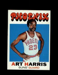 1971 ART HARRIS TOPPS #32 SUNS *6229